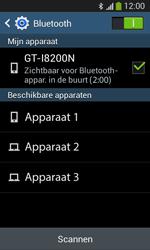 Samsung I8200N Galaxy S III Mini VE - Bluetooth - Aanzetten - Stap 6