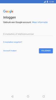 Nokia 8 Sirocco - Applicaties - Account aanmaken - Stap 4
