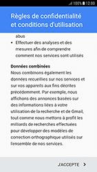 Samsung Galaxy J3 (2017) - Applications - Créer un compte - Étape 15