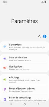 Samsung Galaxy A50 - Internet - comment configurer un point d'accès mobile - Étape 4