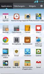 LG E975 Optimus G - E-mail - envoyer un e-mail - Étape 2
