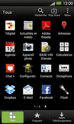 HTC T320e One V - E-mail - Envoi d