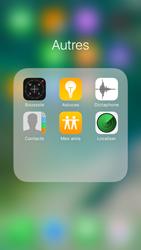 Apple iPhone 7 - Contact, Appels, SMS/MMS - Ajouter un contact - Étape 4