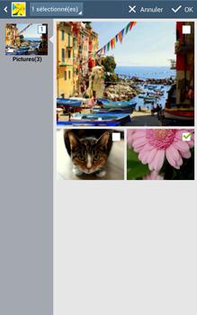 Samsung T315 Galaxy Tab 3 8-0 LTE - Mms - Envoi d