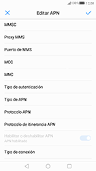 Huawei P10 - Internet - Configurar Internet - Paso 12