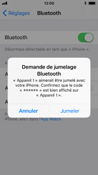 Apple iPhone 5s - iOS 11 - Bluetooth - connexion Bluetooth - Étape 8