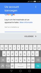 Huawei Nova - E-mail - e-mail instellen (gmail) - Stap 10