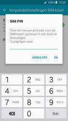 Samsung Galaxy S5 Neo (SM-G903F) - Beveiliging en ouderlijk toezicht - Hoe wijzig ik mijn SIM PIN-code - Stap 10