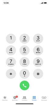 Apple iPhone XR - Chamadas - Como bloquear chamadas de um número específico - Etapa 3