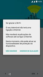 Wiko Fever 4G - Primeiros passos - Como ligar o telemóvel pela primeira vez -  10
