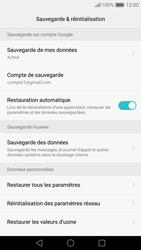 Huawei Nova - Device maintenance - Back up - Étape 11