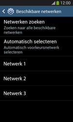 Samsung Galaxy S3 Lite (I8200) - Netwerk - gebruik in het buitenland - Stap 12
