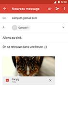 Nokia 8 - E-mail - Envoi d