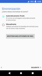 Sony Xperia XZ1 - E-mail - Configurar Outlook.com - Paso 13