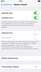 Apple iPhone 6 iOS 8 - Netwerk - 4G activeren - Stap 5