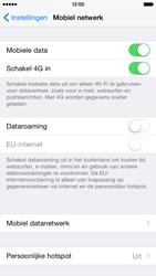 Apple iPhone 6 iOS 8 - 4G instellen  - Toestel instellen voor 4G - Stap 5