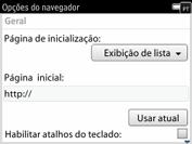 BlackBerry 9620 - Internet (APN) - Como configurar a internet do seu aparelho (APN Nextel) - Etapa 17