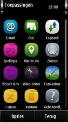 Nokia 500 - E-mail - Handmatig instellen - Stap 4