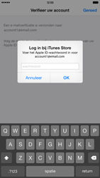 Apple iPhone 6 Plus - Applicaties - Account instellen - Stap 26