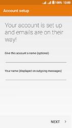 Acer Liquid Z6 Dual SIM - Email - Manual configuration - Step 21