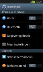 Samsung I8260 Galaxy Core - MMS - Handmatig instellen - Stap 4