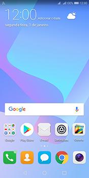 Huawei Y6 (2018) - Chamadas - Como bloquear chamadas de um número -  2