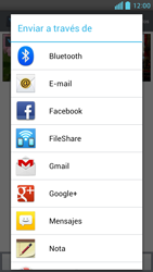 LG Optimus L9 - Bluetooth - Transferir archivos a través de Bluetooth - Paso 8