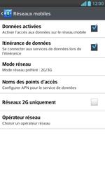 LG E975 Optimus G - Internet - Utilisation à l