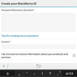 BlackBerry Passport - Applications - Downloading applications - Step 13