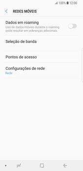 Samsung Galaxy S9 - Internet (APN) - Como configurar a internet do seu aparelho (APN Nextel) - Etapa 8
