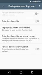 Sony Xperia XA1 - Internet et connexion - Partager votre connexion en Wi-Fi - Étape 6