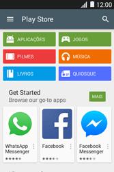 Samsung Galaxy Young II - Aplicações - Como pesquisar e instalar aplicações -  4