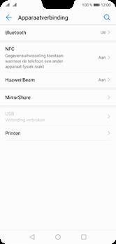 Huawei P20 Lite Dual-SIM (Model ANE-LX1) - Bluetooth - Aanzetten - Stap 3