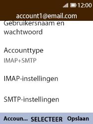 Nokia 8110-ta-1071 - E-mail - Instellingen KPNMail controleren - Stap 15