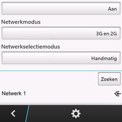 BlackBerry Q10 - Buitenland - Bellen, sms en internet - Stap 12