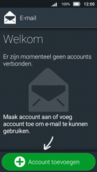 Doro 8031 - E-mail - Account instellen (IMAP met SMTP-verificatie) - Stap 6