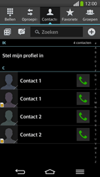 LG D955 G Flex - Contacten en data - Contacten kopiëren van toestel naar SIM - Stap 9
