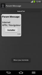 LG D955 G Flex - Paramètres - Reçus par SMS - Étape 6