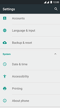 OnePlus 2 - Device maintenance - How to do a factory reset - Step 5