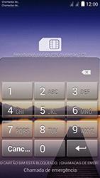 Huawei Ascend Y625 - Primeiros passos - Como ligar o telemóvel pela primeira vez -  3
