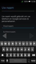 Alcatel OneTouch PIXI 3 (4.5) 3G (OT-4027X) - Applicaties - Account aanmaken - Stap 5