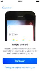 Apple iPhone SE - iOS 12 - Primeiros passos - Como ligar o telemóvel pela primeira vez -  23