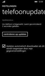 Nokia Lumia 530 (Type RM-1017) - Software updaten - Update installeren - Stap 7