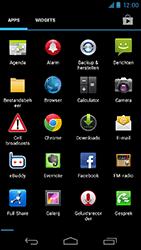 ZTE V9800 Grand Era LTE - E-mail - Handmatig instellen - Stap 4
