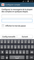 Samsung I9195 Galaxy S IV Mini LTE - E-mail - Configuration manuelle (outlook) - Étape 6