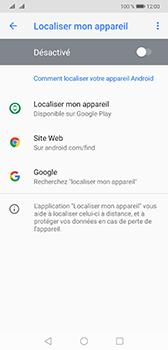Huawei Mate 20 - Appareil - configurer Localiser mon appareil - Étape 5