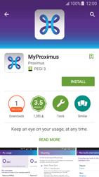 Samsung Galaxy J5 (2016) - Applications - MyProximus - Step 8