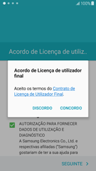 Samsung Galaxy J5 - Primeiros passos - Como ligar o telemóvel pela primeira vez -  7