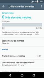 Sony Xperia XA - Android Nougat - Internet - activer ou désactiver - Étape 7