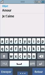 Samsung Wave 723 - E-mails - Envoyer un e-mail - Étape 10